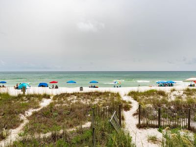 Photo for Stunning Beachfront 3-Bedroom Townhome!