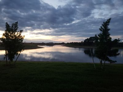 Photo for Gorgeous, Brand New Lake View Home at Sarasota National Golf Club