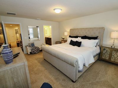 Photo for Wow $150/nt May/June Special, Book Now!  Great Deal on this New 5 Bed Home, Close to Disney