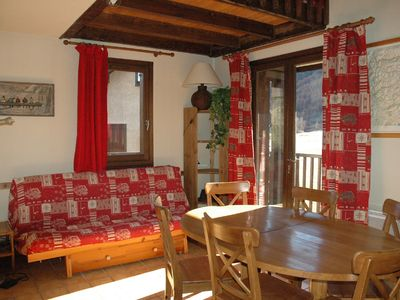 Photo for Serre Chevalier - DUPLEX 6 PEOPLE