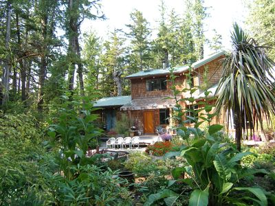 Photo for Spacious home in Tofino's best surf and sand neighbourhood