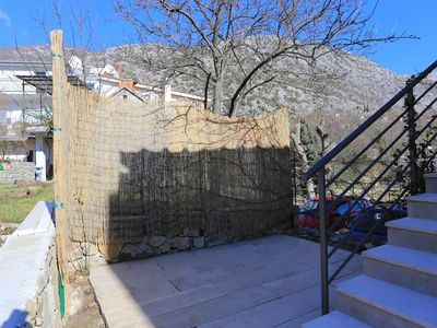 Photo for One bedroom apartment with terrace Ostrvica (Omiš)