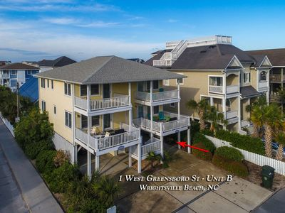 Photo For 3br House Vacation Al In Wrightsville Beach North Carolina