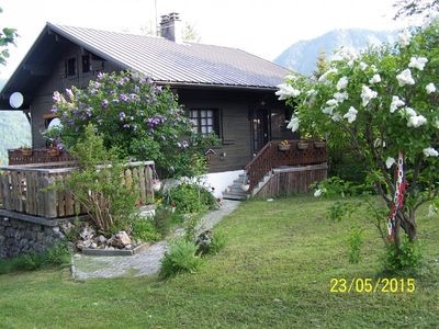 Photo for 4 persons- Apartment in a chalet