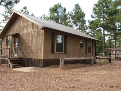 Photo for Quiet, private, outdoor setting near area attractions