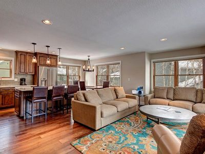 Photo for Frisco luxury at its best! Completely remodeled, Mountain Contemporary Private Home.  In town locati