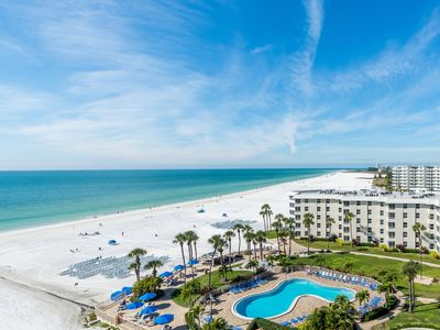 Photo for Completely Renovated 1 Bedroom Condo - Amazing View #1 Beach from Open Patio!!