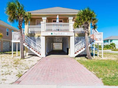 Photo for The Perfect Beach Getaway~Partial Water View~ Short Walk to Beach~ Great Community Amenities!