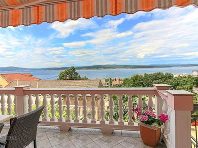 Photo for Apartments Hana (62452-A2) - Crikvenica