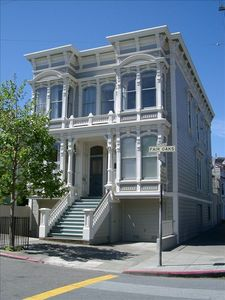 Photo for Landmark Victorian Condominium on Fair Oaks Street, Noe Valley