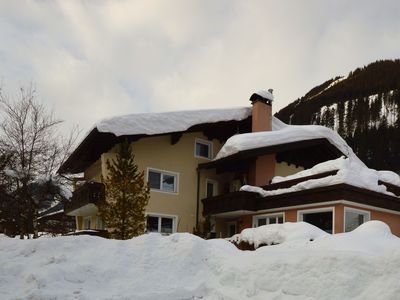 Photo for Cosy Apartment in Lermoos, with ski-lift nearby