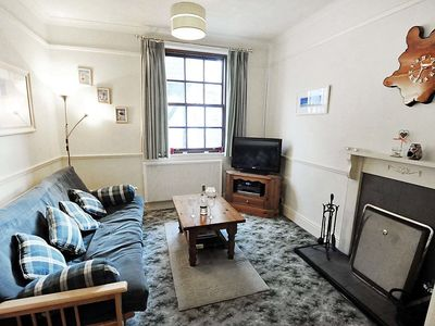 Photo for Apartment in the center of Looe with Parking, Internet, Washing machine, Balcony (118669)