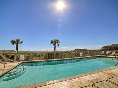 Photo for NEW! Comfortable N Myrtle Beach Condo w/Ocean View