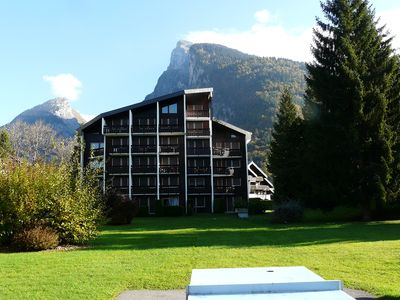 Photo for Samoens Studio Garden Apartment For Winter And Summer