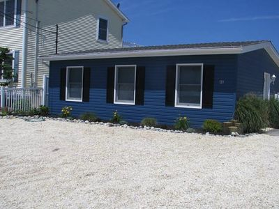 Photo for Lagoon Front Beach House Minutes To Lbi