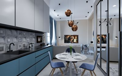 Family Apartment in Old Riga City