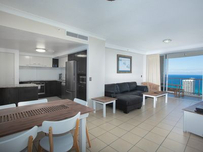 Photo for 23rd Floor Superior 2 Bedroom 2 Bathroom Apartment with Ocean View