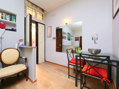 Photo for Apartment Cipressino in Roma: Centro Storico - 2 persons, 1 bedrooms