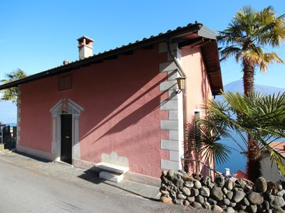 Photo for 2BR Apartment Vacation Rental in Cannobio, Piemont