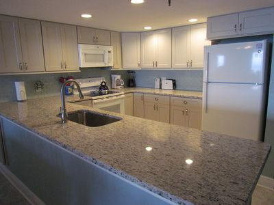 Photo for Beachfront 3 BR Condo With Pool- Click for Winter Deals!