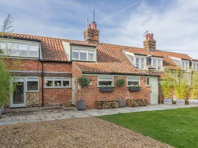 Photo for Heavenly Hemingford Cottage is located in the popular coastal village of Brancaster.
