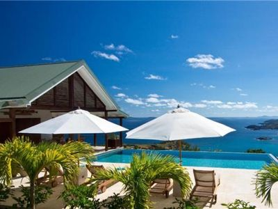 Photo for Moringa - Bequia - 5 Bedroom Mustique Style Property