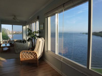 Photo for Wonderful End Condo With Full Awesome Bayview  1 Minute Walk To The Great Beach
