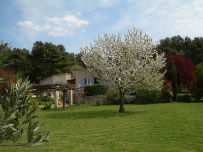 Photo for 4BR House Vacation Rental in Simiane-Collongue, Provence-Alpes-Côte d'Azur