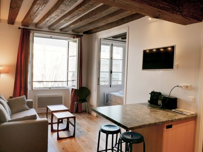 Photo for Exquisite 2 Bedrooms Apt in the Center of Latin Quarter : Best Deal for 6