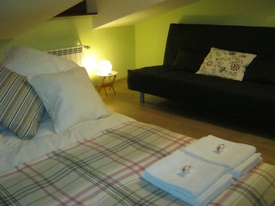 Photo for Very convenient 3 bedrooms apartment for up to 14 guests.