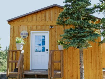 Photo for Forget Me Not Cabin near Denali