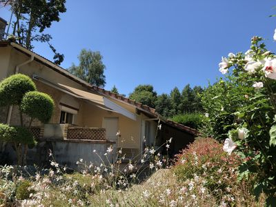 Photo for Stone house in the Landes quiet. Pets welcome.