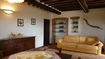 Photo for 1BR House Vacation Rental in Ville di Corsano, Toscana