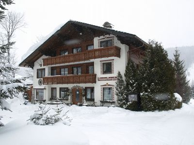 Photo for Exclusively furnished apartment for relaxation in a picturesque mountain setting