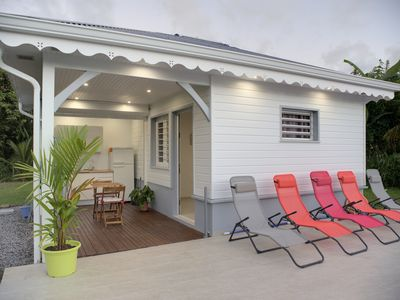 Photo for 1BR Bungalow Vacation Rental in Saint Anne