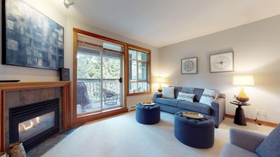 Photo for Bright Condo in a Fantastic Location by Harmony Whistler