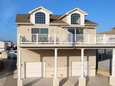 Photo for Beautiful  Sea Isle Property 4 bedrooms/3 baths Bay View -Walk to the beach!