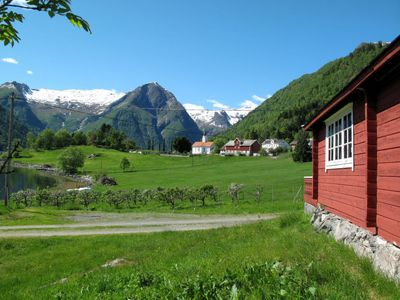 Photo for Vacation home Balestrand (FJS123) in Sognefjord, Nordfjord, Sunnfjord - 4 persons, 2 bedrooms
