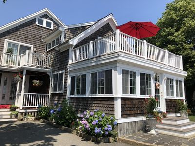 Photo for Quintessential  Nantucket Style Beach House - first time on summer rental market