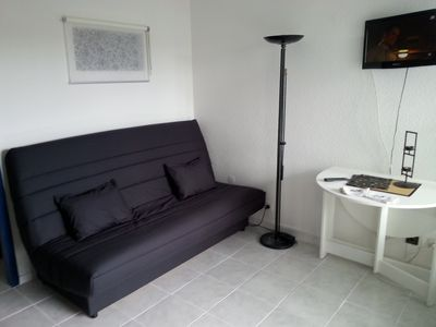 Photo for 1BR Apartment Vacation Rental in Arcachon, Nouvelle-Aquitaine