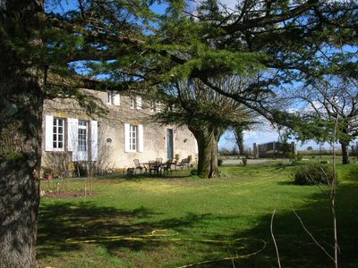 Photo for Bed and Breakfast close to Puy du Fou