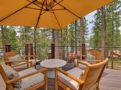 Photo for Tahoe Blue Lake House, w/private community beach (EP463)