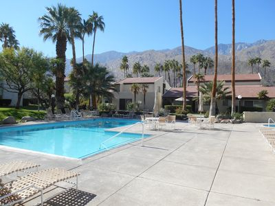 Photo for FULLY RENOVATED CONDO AT BILTMORE ESTATES IN GREAT SOUTH PALM SPRINGS!