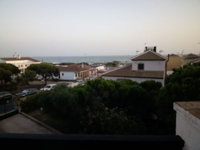 Photo for Apartment 50 m. from the sea, direct access. Terrace with views, 20 min. Huelva