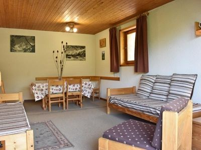 Photo for 1BR Apartment Vacation Rental in Méribel