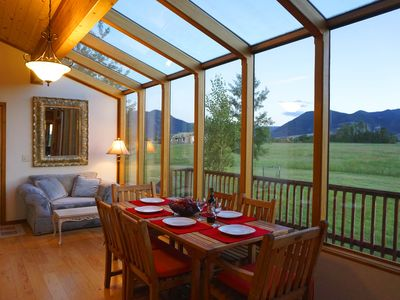 Photo for Le Chateau Red Lodge - Hiking, Golf & Skiing - Close to Yellowstone Park & Cody