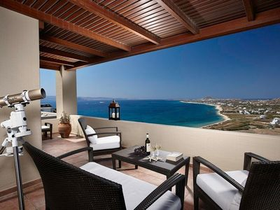 Photo for Spacious and Luxurious Villa with Private Pool & Breakfast 3 Beds 2 baths and magnificent Views