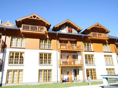 Photo for Spacious holiday home in luxurious park with swimming pool and sauna in Rauris