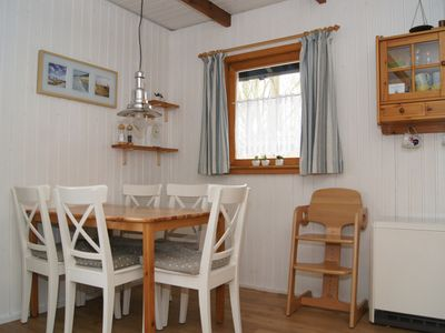Photo for Log house with large garden - WiFi included - only 5 minutes to the beach