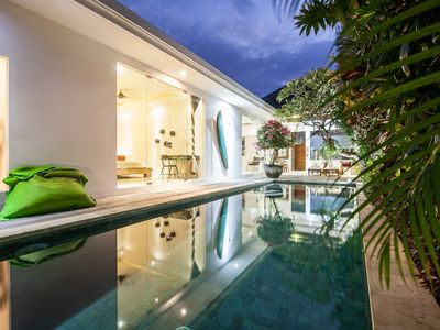 Photo for Tropical Elegant Private Bidadari Villa